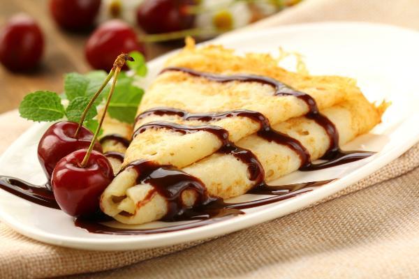 Bánh Crepe Pháp Bánh Crepe,banh Crepe