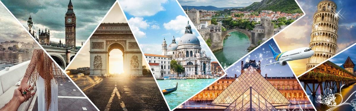 Tour Du Lịch Châu Âu 2