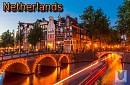 Đức - Hà Lan - Bỉ - Pháp - Luxembourg