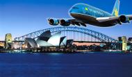 Bán vé máy bay đi Châu Âu