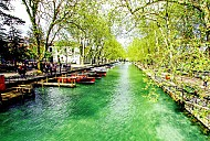Đến Với Annecy- Thị Trấn Gây Mê Của Pháp