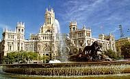Madrid - Thủ đô Tây Ban Nha