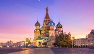 Matxcova - Thủ đô Nga