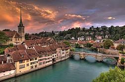 Bern - Thủ Đô Thụy Sỹ