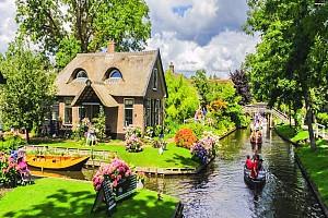 Tour Du Lịch Châu Âu Khám Phá Các Nước Tây Âu: Đức - Hà Lan - Bỉ - Pháp 2020