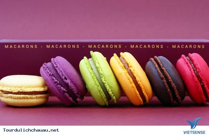 Bánh Macaron - Pháp,banh macaron  phap