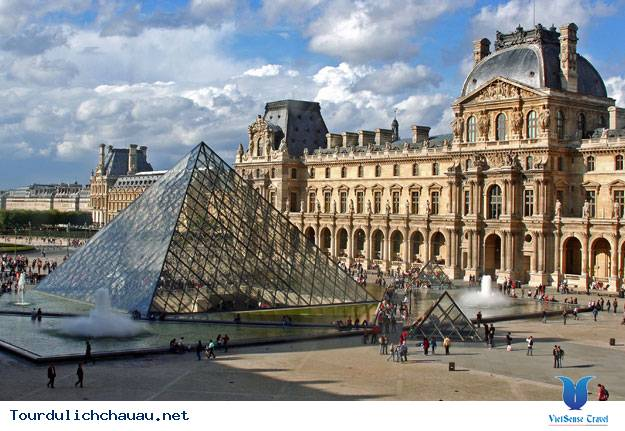Bảo Tàng Louvre,Bao Tang Louvre