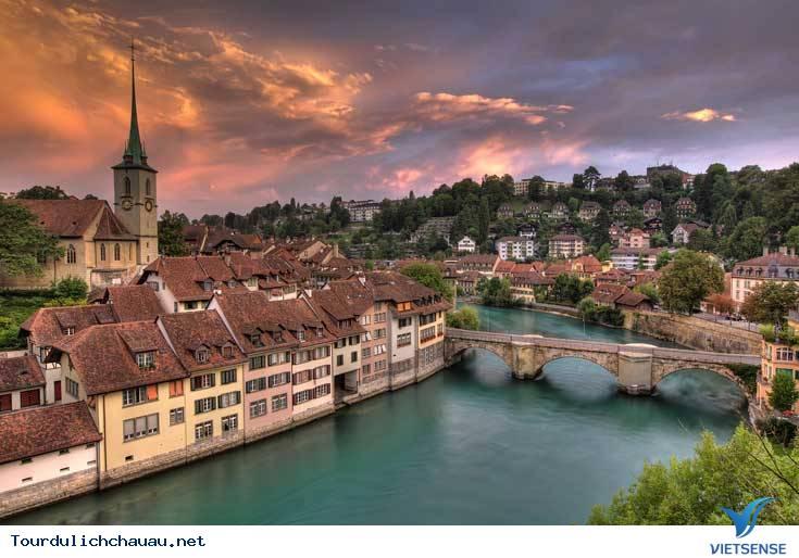 Bern - Thủ Đô Thụy Sỹ,bern  thu do thuy sy