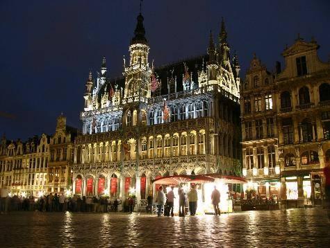 Brussels - Thủ đô vương quốc Bỉ,brussels  thu do vuong quoc bi