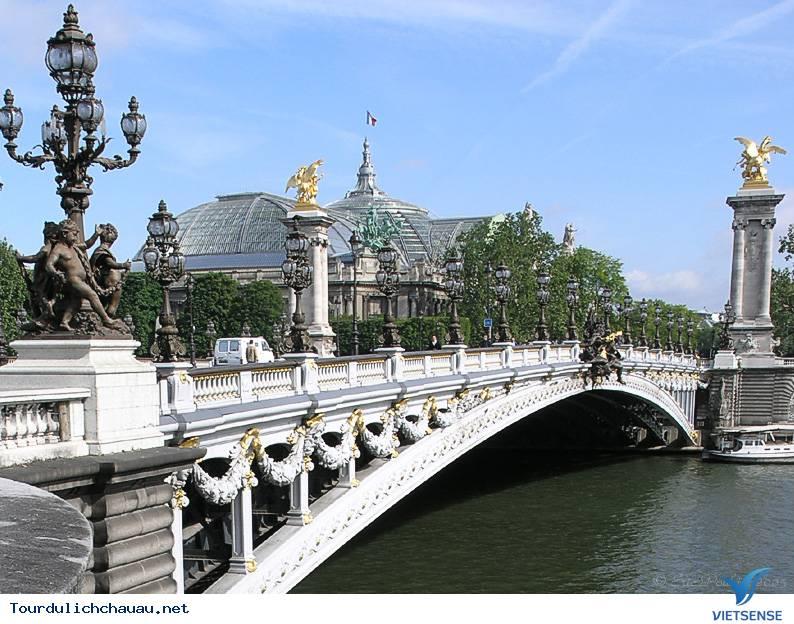 Cầu Alexandre Đệ Tam,cau alexandre de tam