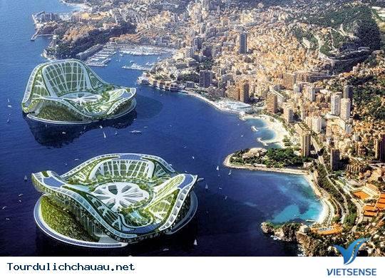 Đất nước Monaco,dat nuoc monaco