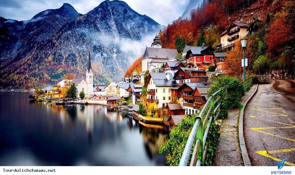 Hành trình Khám Phá Đông Âu: Pháp – Thuỵ Sỹ – Liechtenstein – Áo – Hungary – Sloavkia – Séc – Đức 2019