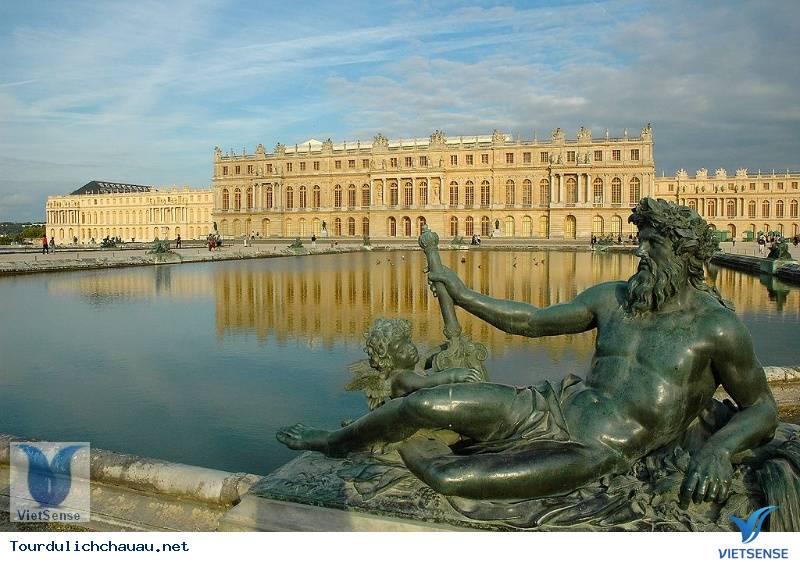 Lâu đài Versailles - Pháp,lau dai versailles  phap