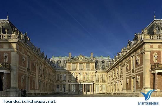 Lâu đài Versailles,lau dai versailles