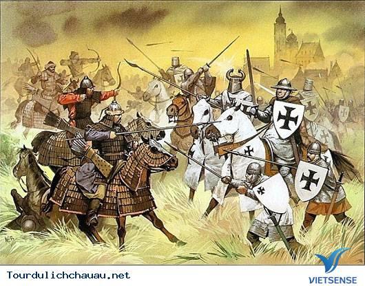 Lịch sử Châu Âu phần 1 Sự hình thành của châu Âu
