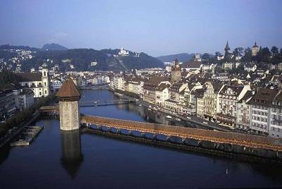 Lucerne - Thụy Sỹ,lucerne  thuy sy