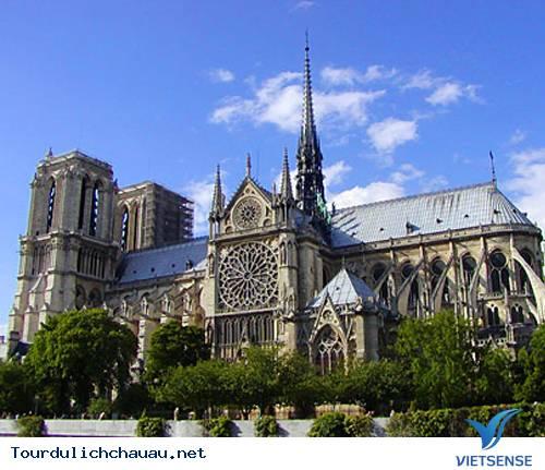 Nhà thờ Đức Bà Paris,nha tho duc ba paris