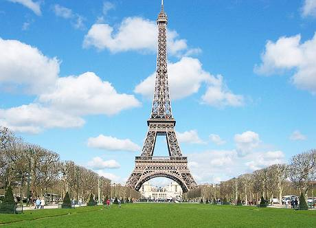 Paris, Thủ đô nước Pháp, paris thu do nuoc phap