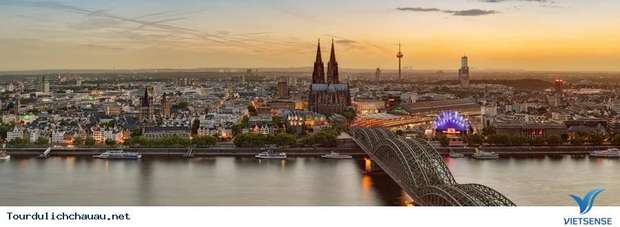 Thành phố Cologne - Đức,thanh pho cologne  duc