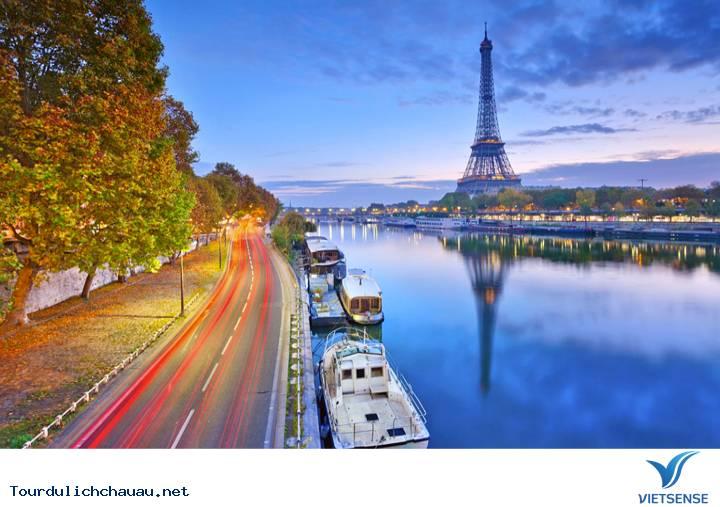 Tour Châu Âu 9 Ngày: Pháp - Bỉ - Hà Lan - Đức Mùng 2 Tết Âm Lịch 2018