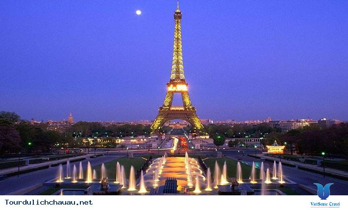 Tour Du Lịch Châu Âu 9 Ngày 8 Đêm: Đức - Bỉ - Hà Lan - Pháp