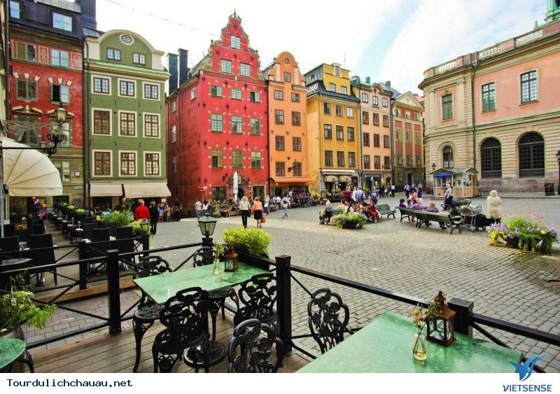 Tour du lịch châu Âu tiết kiệm khởi hành từ Hà Nội